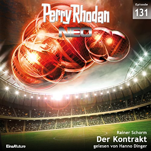 Der Kontrakt audiobook cover art
