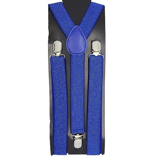 897372a0391 Men s Unisex Clip-on Braces Elastic