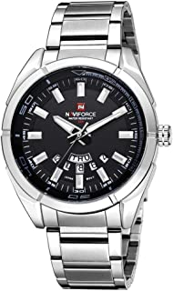 Naviforce 9038 S-B Analog For Men, Dress Watch