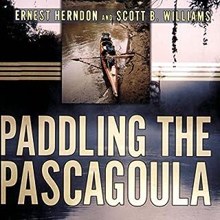Paddling the Pascagoula audiobook cover art
