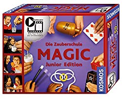 Kosmos (698201) Zauberschule Magic – Junior Edition