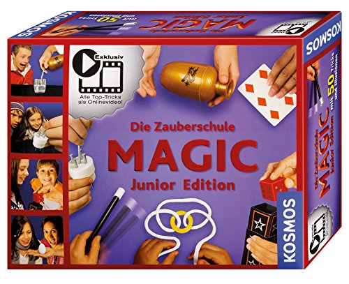 Kosmos 698201 - Zauberschule Magic - Junior Edition