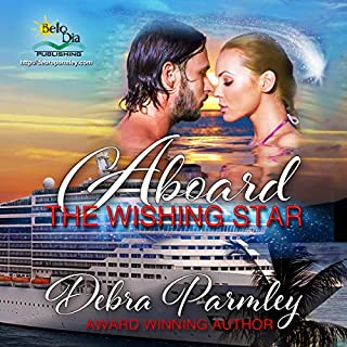 Aboard the Wishing Star audiobook cover art
