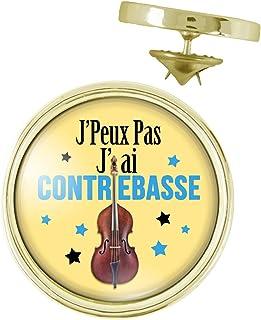 Humour Sport Excuse Id/ée Cadeau Pins Bouton Epinglette Badge 38mm JPeux Pas JAi ECHECS