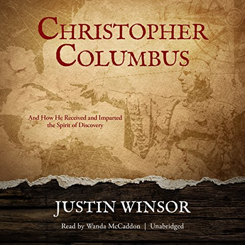 Christopher Columbus cover art