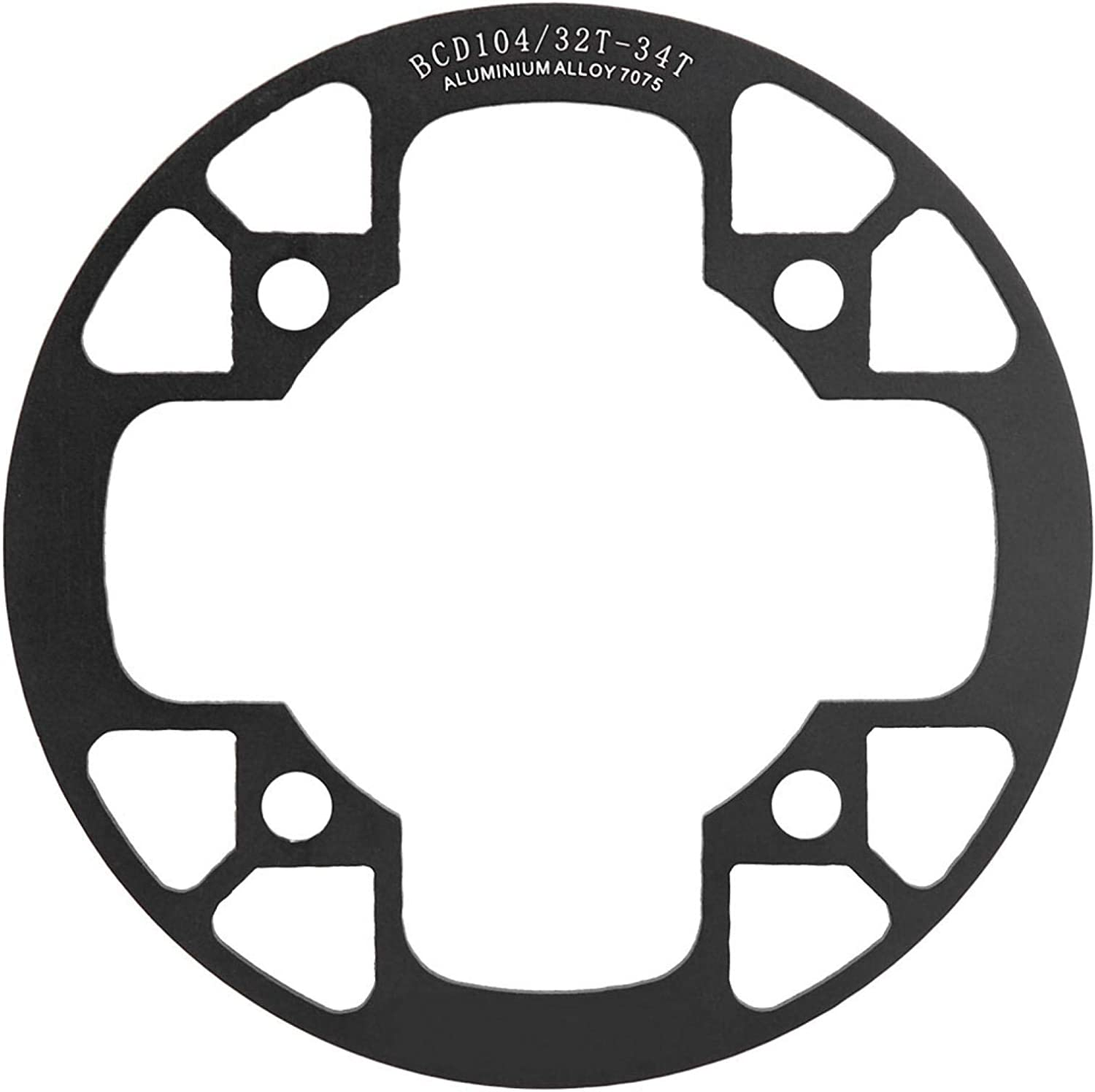 OUKENS Outstanding Super-cheap Bike Chainring Chainwheel Protection Cover Crankset