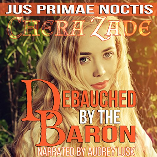Debauched by the Baron audiobook cover art