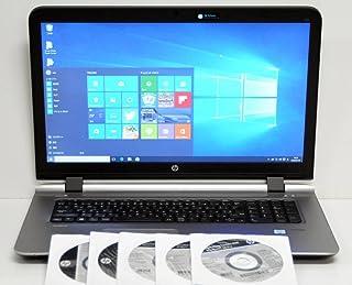 HP 17インチ RadeonR7 M340搭載 ProBook 470G3 第6世代Core i5-6200U 2.3GHz/8GB/1TB/Office2016/マルチ/カメラ/BLT/無線/Win10Pro64