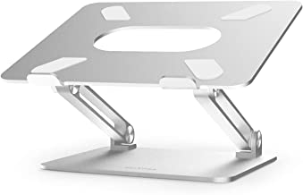 Laptop Stand, Boyata Laptop Holder, Multi-Angle Stand with Heat-Vent to Elevate Laptop,..