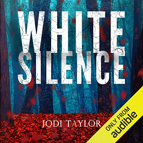 White Silence audiobook cover art