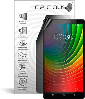 Celicious Privacy Lite 2-Way Anti-Glare Anti-Spy Filter Screen Protector Film Compatible with Lenovo VIBE X2 Pro