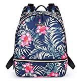 mommore Diaper Backpack Fashion Diaper Bag with Changing Pad for Baby Care