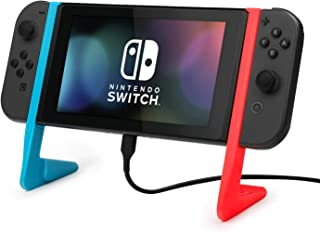 VOGEK Stand for Nintendo Switch, Portable and Compact Mini Holder for Nintendo Switch Gamepad Nintendo Switch Console