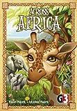 G3 Game 105739 German/English Across Africa Board Game