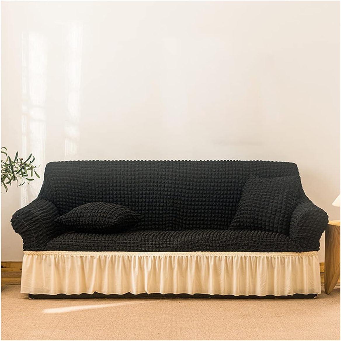 LYLSXY Bubble Lattice Elegant Topics List price on TV Cover Loveseat Sofa Stretch