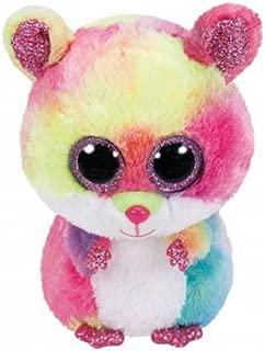 TY BEANIE BOOS RODNEY HAMSTER 15cm gift idea peluche toy puppet VX303