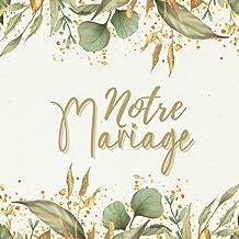 Livre d'or mariage champêtre: personnalisable. Decoration ou accessoire pour la fête. Cadeau original pour les mariés, 100...