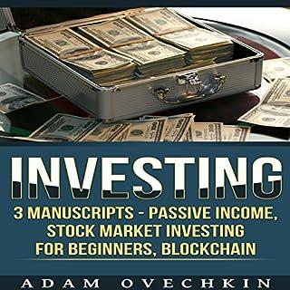Investing: 3 Manuscripts audiobook cover art