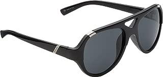 Fletch Sunglasses Black/Grey Lens Mens