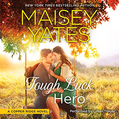 Tough Luck Hero audiobook cover art
