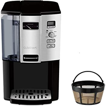 Amazon Com Cuisinart Dcc 3000 Coffee On Demand 12 Cup Programmable Coffeemaker With Filter Kitchen Dining