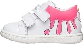 NeroGiardini E018110F Sneaker Baby Bambina Pelle/Tela