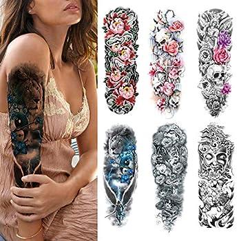 Best half sleeve tattoos Reviews