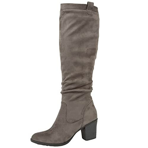 cb6b8c0d971 Tall Boots for Women: Amazon.co.uk