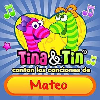 Cantan las Canciones de Mateo