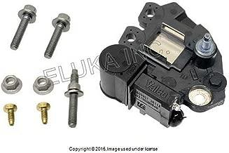 BMW OEM Engine Electrical Alternator Generator Voltage Regulator X5 4.4i X5 4.8is 545i 645Ci 650i 650i 645Ci 650i 650i X5 4.8i X5 35dX