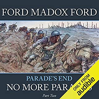 Parade's End - Part 2: No More Parades cover art