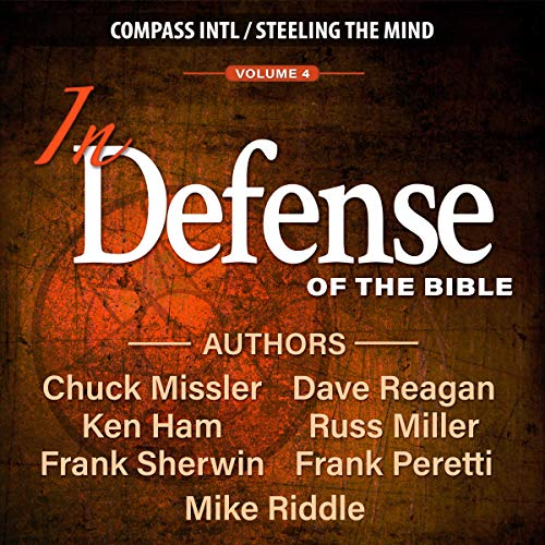 In Defense of the Bible, Vol. 4 audiobook cover art
