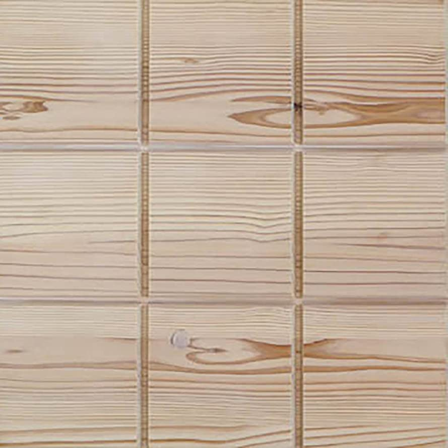 棚メジャー地上の朝日ウッドテック クールジャパン スクエア杉 ブロック 1P IFKB1P9136 ホワイト 3.6×44.4×44.4cm