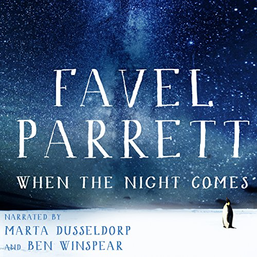 When the Night Comes audiobook cover art