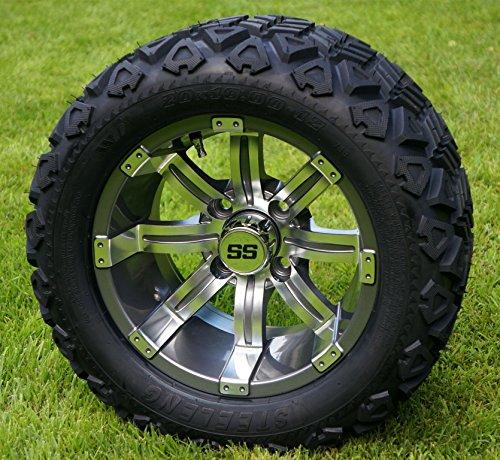 "12"" TEMPEST Wheels & Tires"