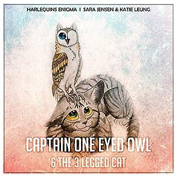 Captain One Eyed Owl & the 3 Legged Cat