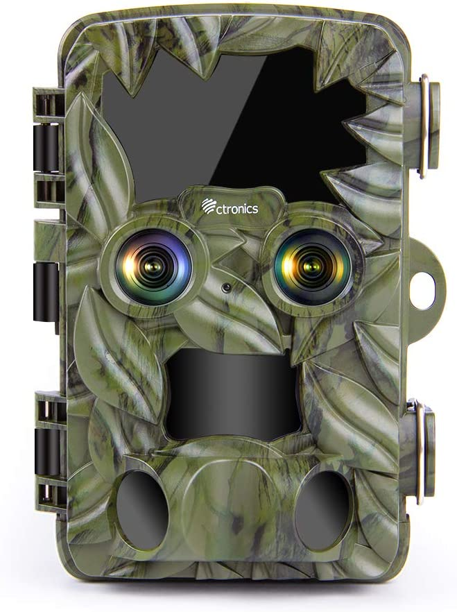 Dual-Lens Trail Be super welcome Camera with Starlight Night Vision Wild 20MP Animer and price revision 4K
