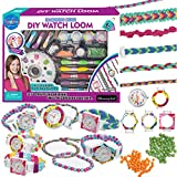Kids Beads Bracelet & Jewelry Making Kit for Girls 6 - 12 Year Old Gifts - Fashion Watch Bracelets Art Set Crafts Kits Toys for Birthday Holiday Party Favors & Travel Activities