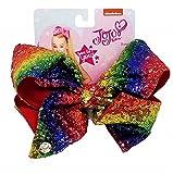 Jojo Siwa Rainbow Sequin Hair Bow