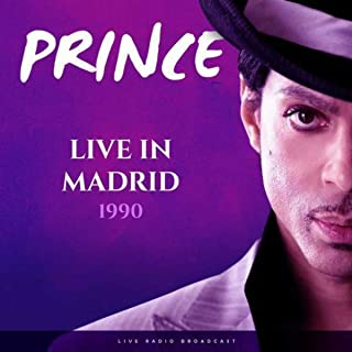 Live in Madrid 1990 (Live)