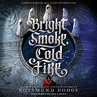 Bright Smoke, Cold Fire audiobook cover art