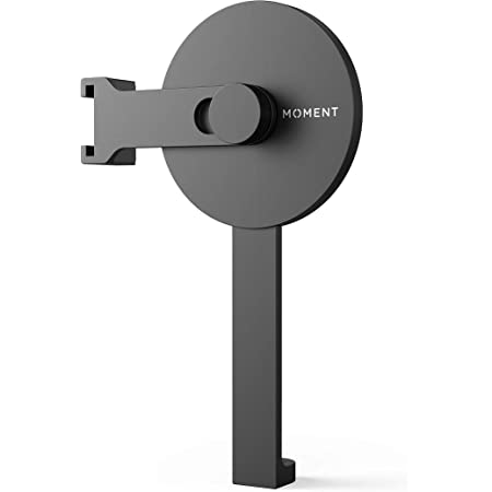 Moment Pro Tripod Mount for MagSafe - Lightweight and Compact - Cold Shoe Mount Included