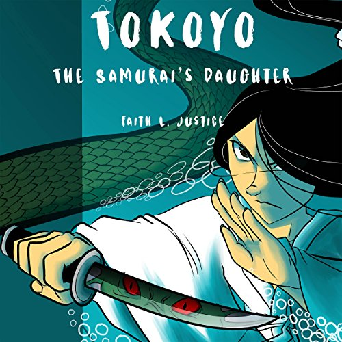 Tokoyo, The Samurai's Daughter audiobook cover art