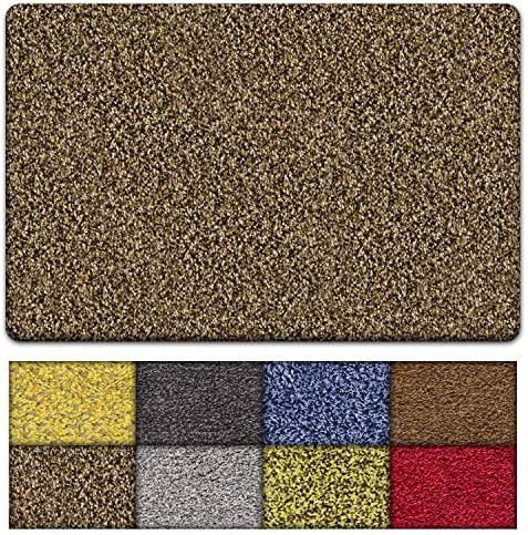 Kaluns Door Mat Front Doormat Super Absorbent Mud Mats Doormats for Entrance Way Entry Rug Non product image