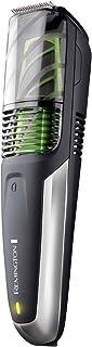 Remington MB6850 MB6850 - Recortadora de barba y barba para hombre con cámara de vacío para atrapar el pelo recortado