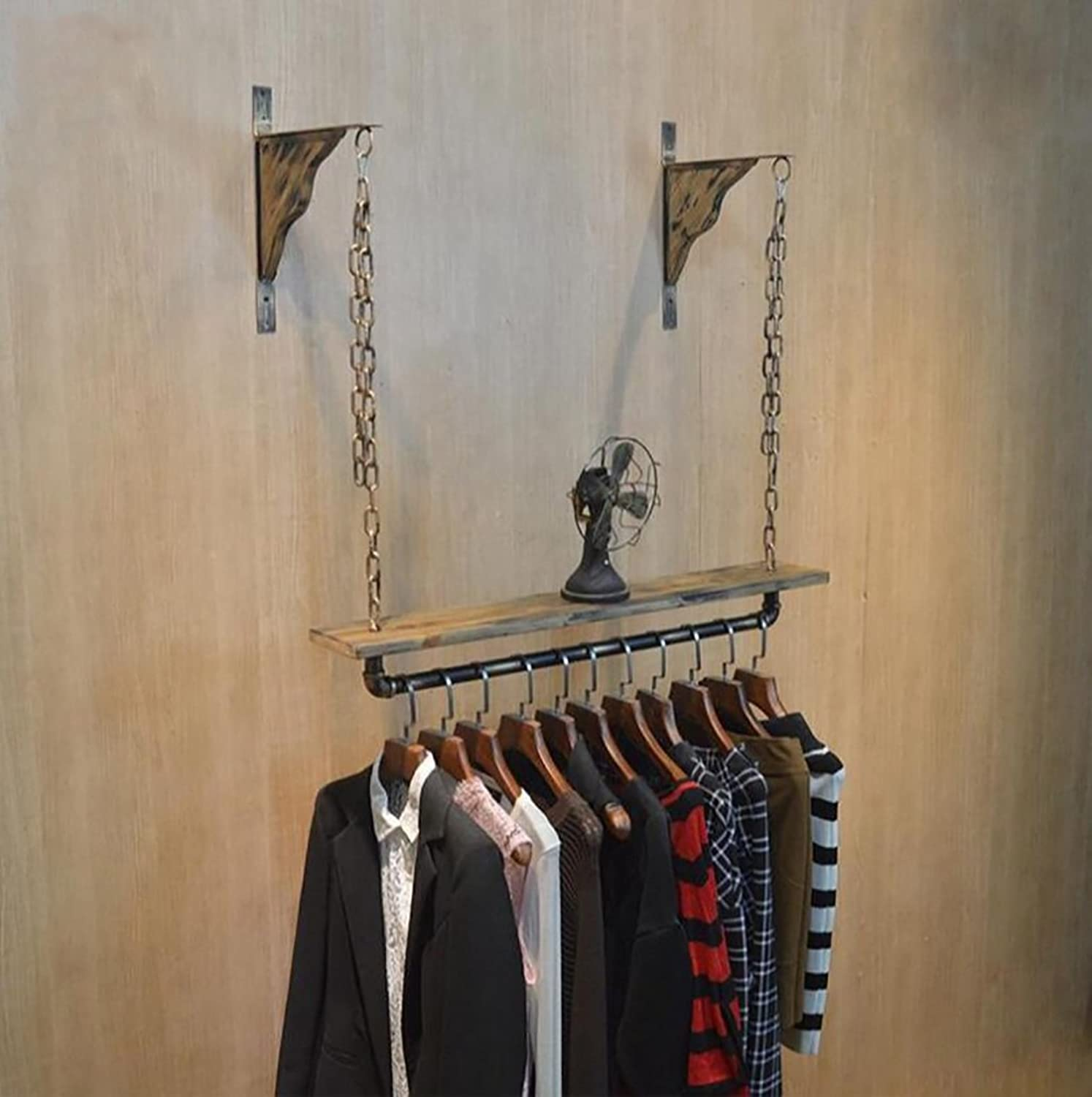 fb893f0111f9 Coat Racks, Clothing 90CM) Size B, (color Stand Display Hanging ...