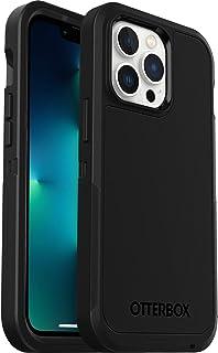 OtterBox na Apple iPhone 13 Pro, wzmocnione ochronne etui z MagSafe, Defender Series, Czarne - Bez Opakowania Detalicznego