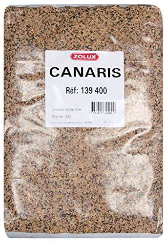 Sac de graines pour canaris 12kg