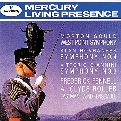 Eastman Wind Ensemble, Frederick Fennell & A Clyde Roller