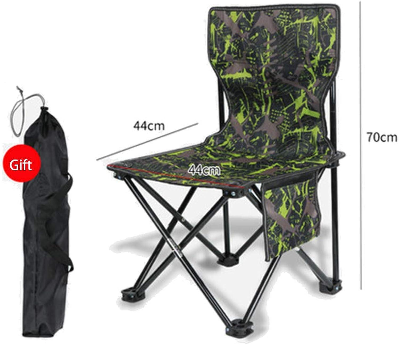Outdoor Klappstuhl Tragbare Angel Art Student Skizze Reise Mazar Hocker Gewicht 150kg Mit Leichten Tragbaren Stoff Rückenlehne,C,L